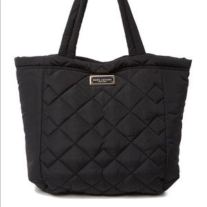 Marc Jacobs Nylon quilted tote bag